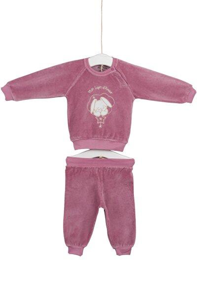 Kız Bebek Alt Üst 2'li Takım 0-24 Ay AZZ002952