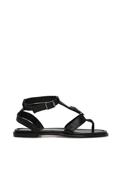 Kadın Siyah Sandalet 5024308