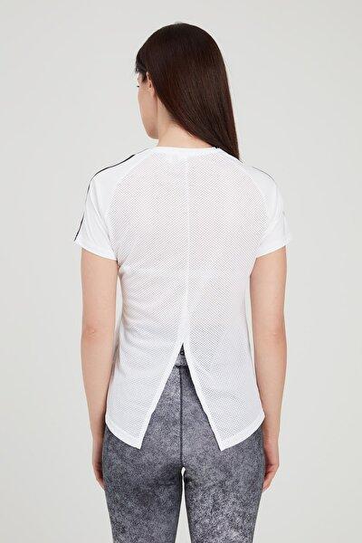 W D2M 3S TEE Beyaz Kadın T-Shirt 101068977