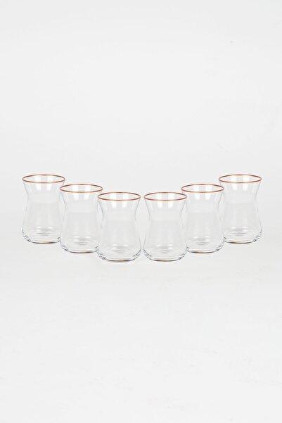Diana GoldÇay Bardağı 6'lı  132 Cc