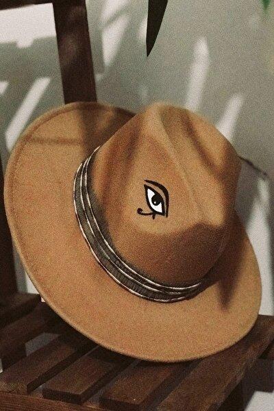Ra'nın Gözü Fötr Şapka