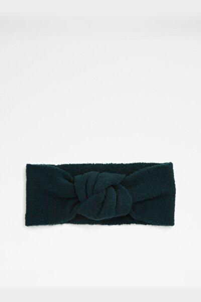 Glırarıth - Kahverengi Kadın Şapka & Şal & Eldiven