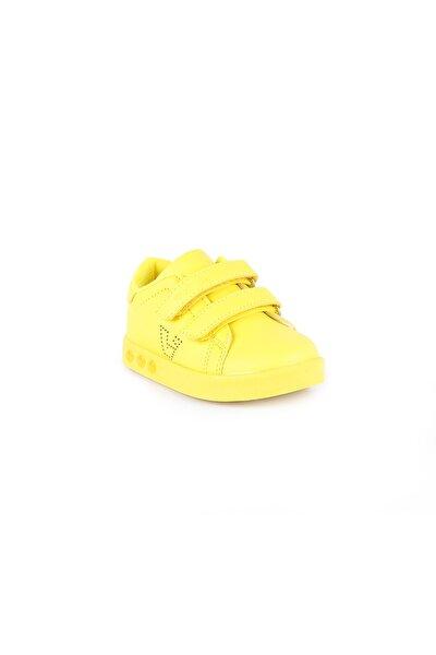 Unisex  Bebek Sarı  Işşıklı Spor Ayakkabı 313.100