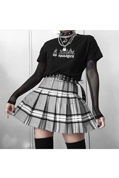 Kadın No Apologies Unisex T-shirt