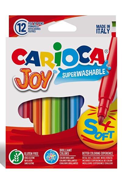 Joy Süper Yıkanabilir Keçeli Boya Kalemi 12'li - 40614