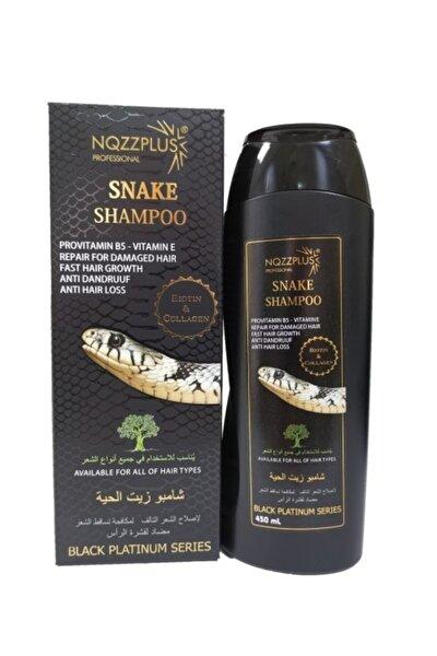 Nozzplus Yılan Yağı Şampuanı Biotin & Collegen