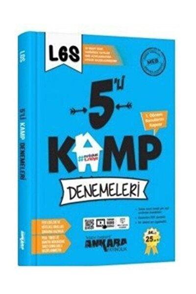 Ankara Yay. 8. Sınıf Lgs 5'li Kamp Denemeleri (1.dönem)