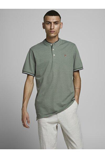 Erkek Gri Polo T-shirt 12171658 Jprwın