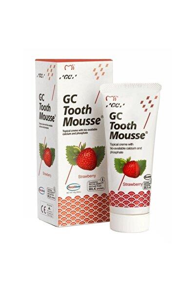 Gc Tooth Mousse Çilekli