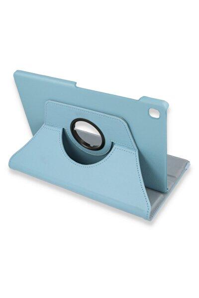 Samsung Galaxy Tab S6 Lite Kılıf P610-p615-p617n 360 Derece Döner Tablet Kılıf Mavi