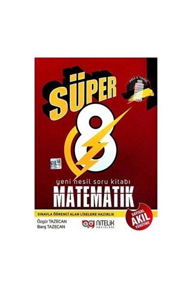 8. Sınıf Süper Matematik Soru Kitabı