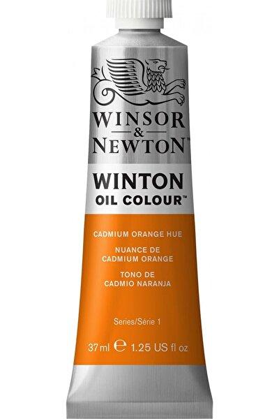 Winton Yağlı Boya 37ml - Cadmium Orange Hue 090