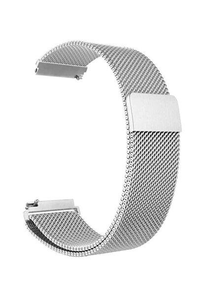 Huawei Watch Gt Gt2 Sport Metal Kordon 46 Mm Gümüş 22m Pim Genişliği