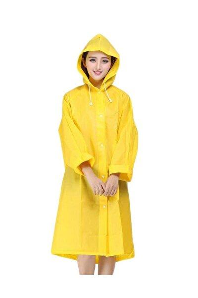 Unisex Renkli Yağmurluk