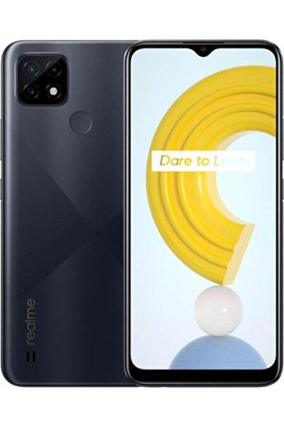 Realme C21 64GB Siyah Cep Telefonu (Realme Türkiye Garantili)