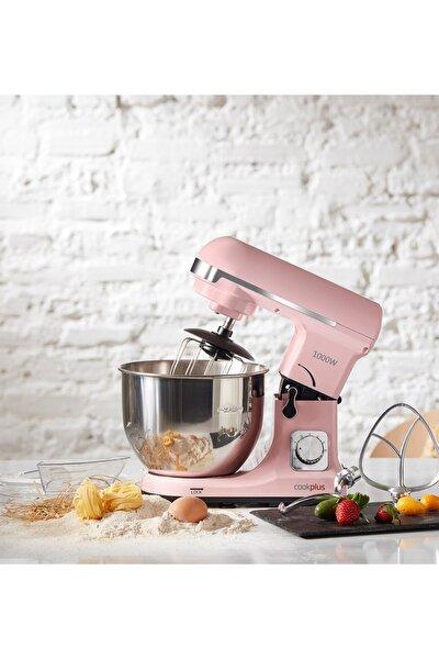 by Karaca Quick Chef 1001 Stand Mikser 1000W Mutfak Şefi Pink