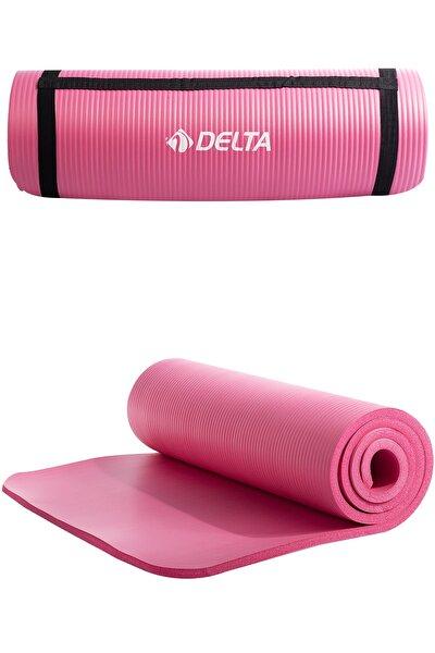 Konfor Zemin 15 Mm Taşıma Askılı Pilates Minderi Yoga Matı