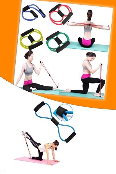 Plates Direnç Lastiği, Egzersiz Direnç Ipi, Plates Lastiği