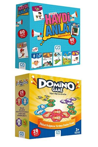 2'li Eğitici Aile Oyunu Seti (ca.5080-10015)