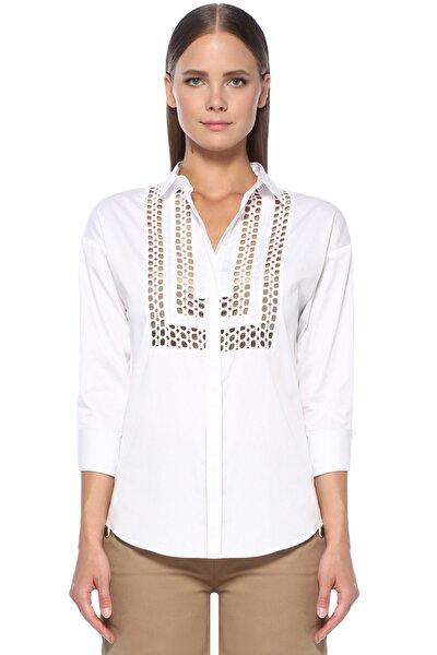 Kadın Beyaz Gömlek 1073337