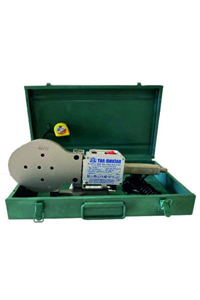 Pvc Pprc Fusıon Kaynak Makinası Yuvarlak Kafa 4''