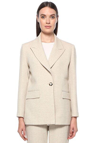 Kadın Bejmelanj Ceket 1075983