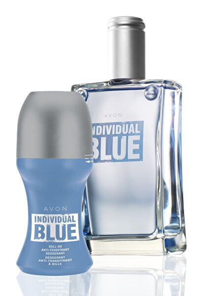 Individual Blue Erkek 75ml EDT + Roll-On Deodorantlı Parfüm Seti