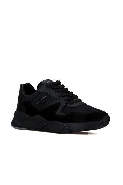 Erkek Siyah Sneakers Ayakkabı 102 20752