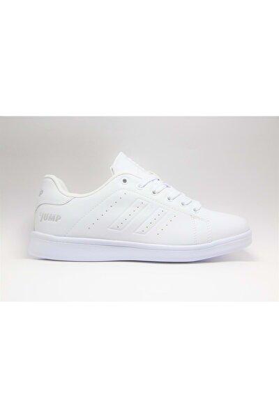 Unisex Beyaz Spor Ayakkabı 15306