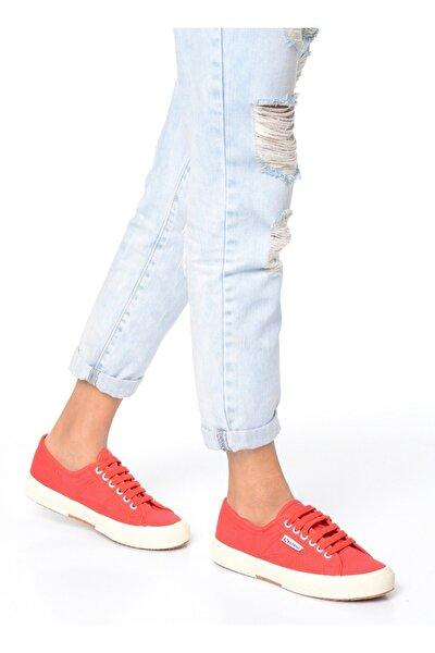 Superga 2750-COTU CLASSIC Kırmızı Kadın Sneaker 100147873