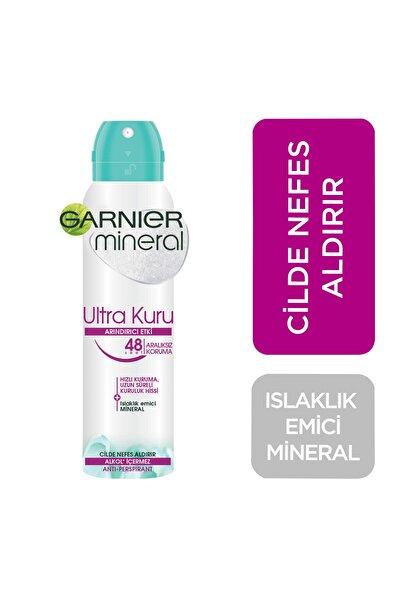 Mineral Deodorant Ultra Kuru Hızlı Kuruma 150 ml