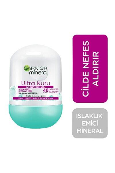 Minerals Ultra Kuru Kadın Roll On