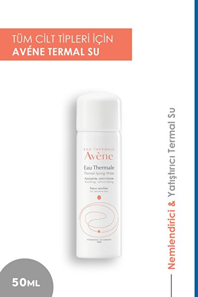 Eau Thermale Spray 50 Ml (termal Su Spreyi)