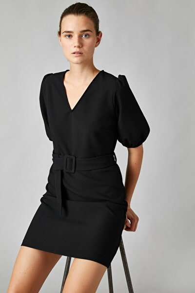 Kadın Siyah Elbise 1KAK83862EW