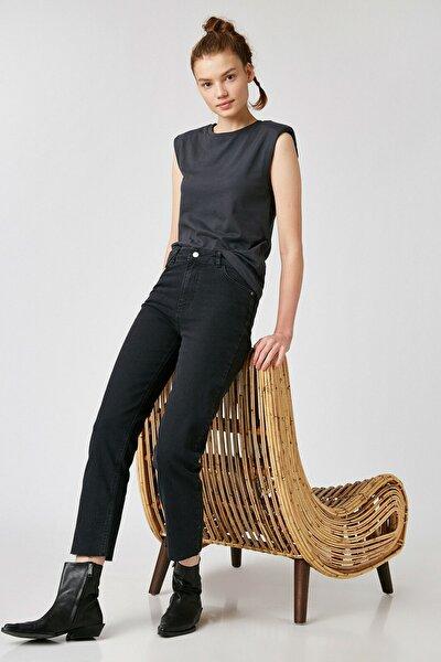 Kadın Siyah Jeans 1KAK47026MD