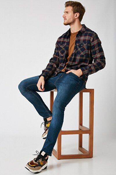 Petrol Erkek Jeans 1KAM43206MD