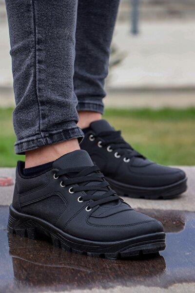 Petra Bağcıklı Kışlık Erkek Ayakkabı