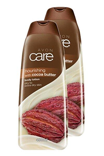 Kakao Yağı E Vitaminli Vücut Losyonu 400 Ml. Ikili Set