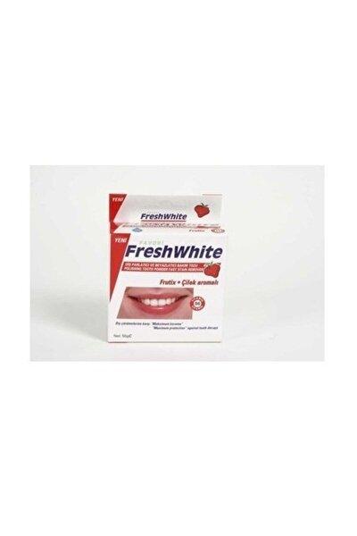 Diş Parlatıcı Ve Beyazlatıcı Bakım Tozu 50g - Çilek Aromalı