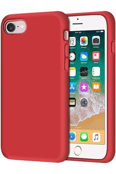Iphone Se 2020 Içi Kadife Lansman Silikon Kılıf