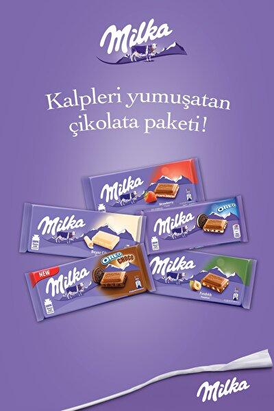 Mılka Lezzet Paketi (5 Adet Tablet Çikolata)