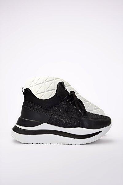 Siyah Kadın Sneaker 01AYY201180A100