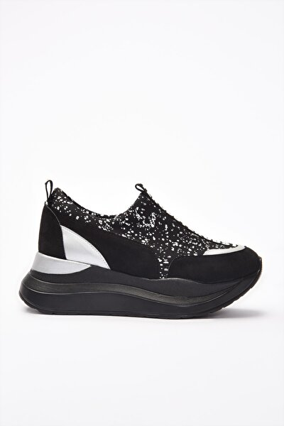Siyah Kadın Sneaker 01AYY201190A102