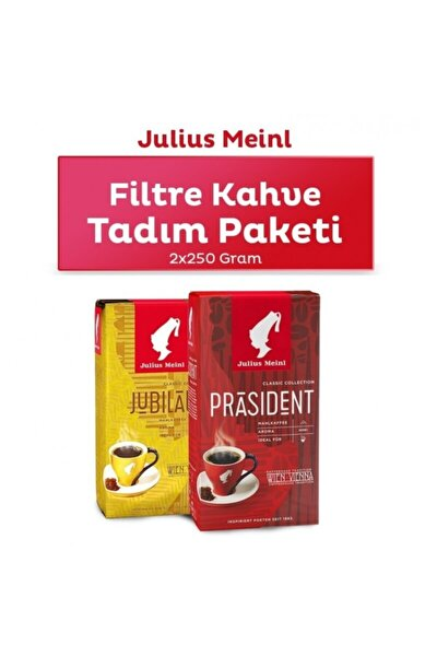 Filtre Kahve Tadım Paketi 500gr