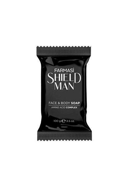 Shield Man Yüz Ve Vücut Sabunu