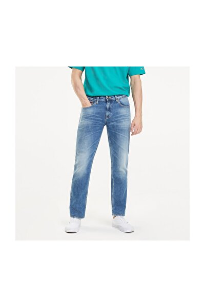 Erkek Denim Jeans Orıgınal Straıght Ryan Elkmb DM0DM06116