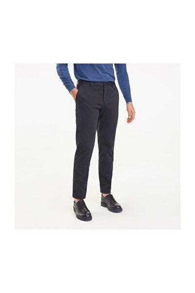 Erkek Mavi Pantolon Cotton Stretch  Reg Fıt Pants TT0TT05104