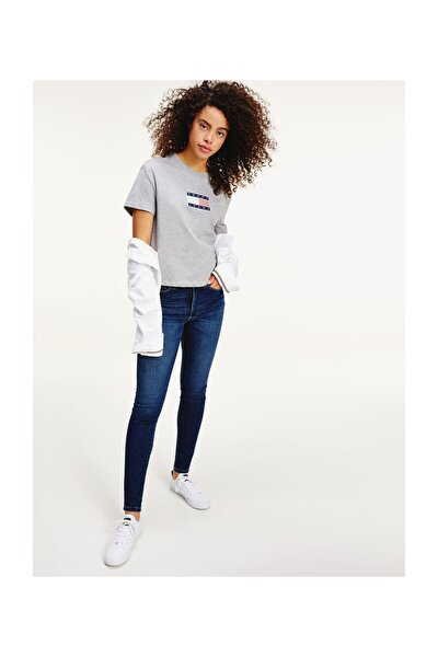 Kadın Denim Jeans Sylvıa Hr Super Skny Kdbst DW0DW08622