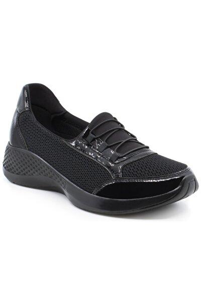 Style Aqua Lastikli Rahat Kadın Günlük Ayakkabı