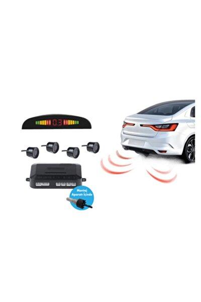 6601 Led Gösterge Ses Ikazlı Universal Arka Park Sensörü